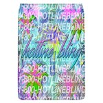 Drake 1 800 Hotline Bling Flap Covers (L)  Front
