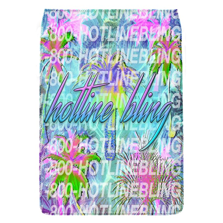 Drake 1 800 Hotline Bling Flap Covers (S)