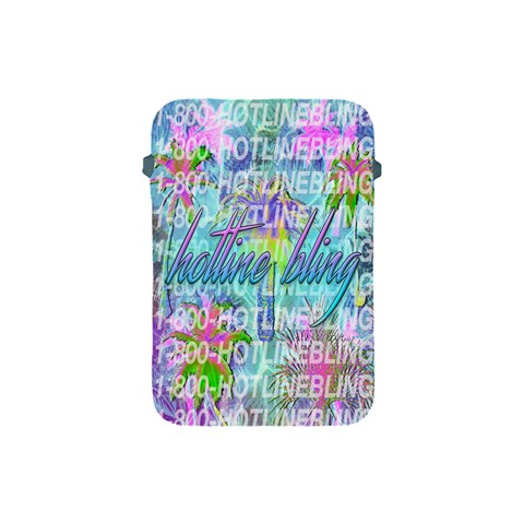 Drake 1 800 Hotline Bling Apple iPad Mini Protective Soft Cases