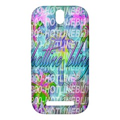 Drake 1 800 Hotline Bling HTC One SV Hardshell Case