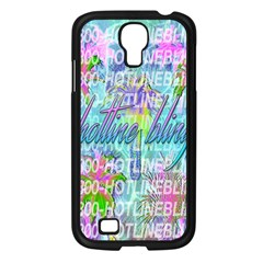 Drake 1 800 Hotline Bling Samsung Galaxy S4 I9500/ I9505 Case (Black)