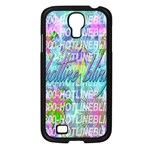 Drake 1 800 Hotline Bling Samsung Galaxy S4 I9500/ I9505 Case (Black) Front