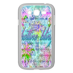 Drake 1 800 Hotline Bling Samsung Galaxy Grand DUOS I9082 Case (White)