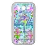 Drake 1 800 Hotline Bling Samsung Galaxy Grand DUOS I9082 Case (White) Front