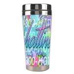 Drake 1 800 Hotline Bling Stainless Steel Travel Tumblers Left
