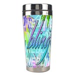 Drake 1 800 Hotline Bling Stainless Steel Travel Tumblers Right
