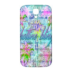 Drake 1 800 Hotline Bling Samsung Galaxy S4 I9500/I9505  Hardshell Back Case