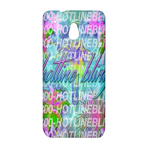 Drake 1 800 Hotline Bling HTC One Mini (601e) M4 Hardshell Case