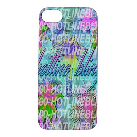 Drake 1 800 Hotline Bling Apple iPhone 5S/ SE Hardshell Case