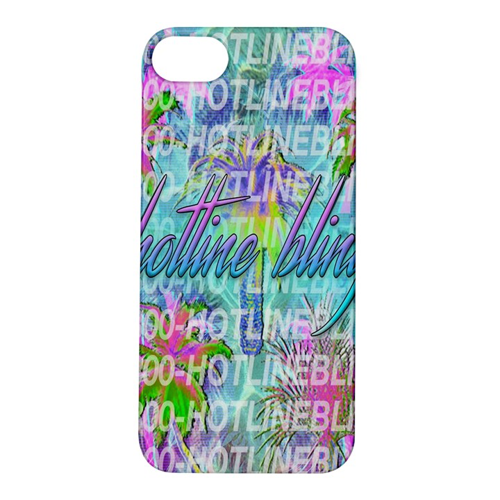 Drake 1 800 Hotline Bling Apple iPhone 5S/ SE Hardshell Case