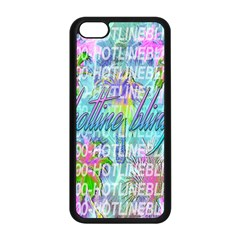 Drake 1 800 Hotline Bling Apple iPhone 5C Seamless Case (Black)