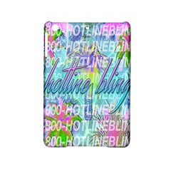 Drake 1 800 Hotline Bling iPad Mini 2 Hardshell Cases