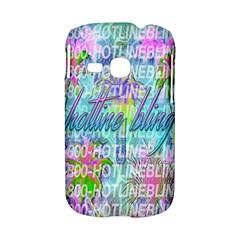 Drake 1 800 Hotline Bling Samsung Galaxy S6310 Hardshell Case