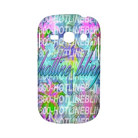 Drake 1 800 Hotline Bling Samsung Galaxy S6810 Hardshell Case