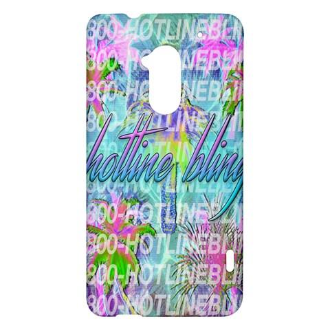 Drake 1 800 Hotline Bling HTC One Max (T6) Hardshell Case