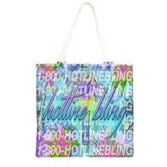 Drake 1 800 Hotline Bling Grocery Light Tote Bag