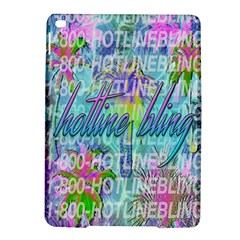 Drake 1 800 Hotline Bling iPad Air 2 Hardshell Cases