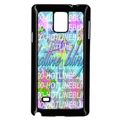 Drake 1 800 Hotline Bling Samsung Galaxy Note 4 Case (Black)