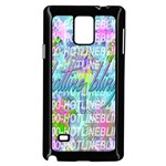 Drake 1 800 Hotline Bling Samsung Galaxy Note 4 Case (Black) Front