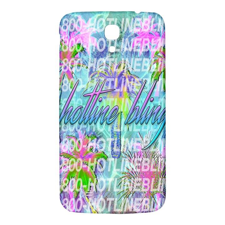 Drake 1 800 Hotline Bling Samsung Galaxy Mega I9200 Hardshell Back Case