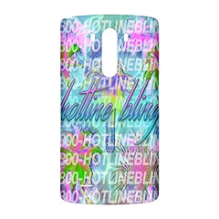 Drake 1 800 Hotline Bling LG G3 Back Case