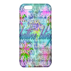 Drake 1 800 Hotline Bling iPhone 6/6S TPU Case