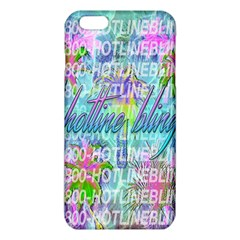 Drake 1 800 Hotline Bling iPhone 6 Plus/6S Plus TPU Case