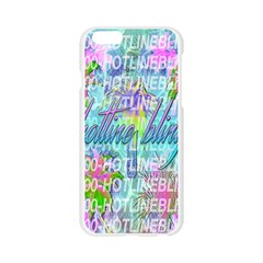 Drake 1 800 Hotline Bling Apple Seamless iPhone 6/6S Case (Transparent)