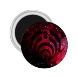 Bassnectar Galaxy Nebula 2.25  Magnets Front