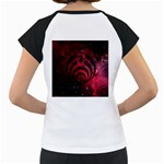 Bassnectar Galaxy Nebula Women s Cap Sleeve T Back