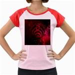 Bassnectar Galaxy Nebula Women s Cap Sleeve T-Shirt Front