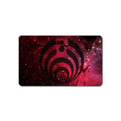 Bassnectar Galaxy Nebula Magnet (Name Card)