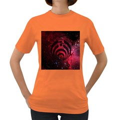 Bassnectar Galaxy Nebula Women s Dark T-Shirt