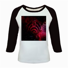 Bassnectar Galaxy Nebula Kids Baseball Jerseys