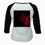 Bassnectar Galaxy Nebula Kids Baseball Jerseys Back