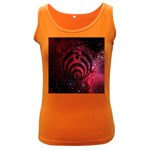 Bassnectar Galaxy Nebula Women s Dark Tank Top Front