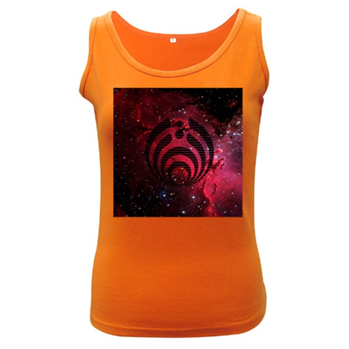 Bassnectar Galaxy Nebula Women s Dark Tank Top