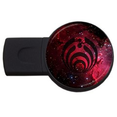 Bassnectar Galaxy Nebula Usb Flash Drive Round (4 Gb)