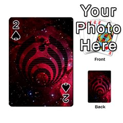 Bassnectar Galaxy Nebula Playing Cards 54 Designs