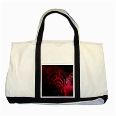 Bassnectar Galaxy Nebula Two Tone Tote Bag