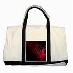 Bassnectar Galaxy Nebula Two Tone Tote Bag Front