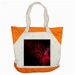 Bassnectar Galaxy Nebula Accent Tote Bag Front