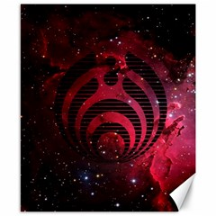 Bassnectar Galaxy Nebula Canvas 8  x 10