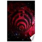 Bassnectar Galaxy Nebula Canvas 12  x 18   18 x12 Canvas - 1