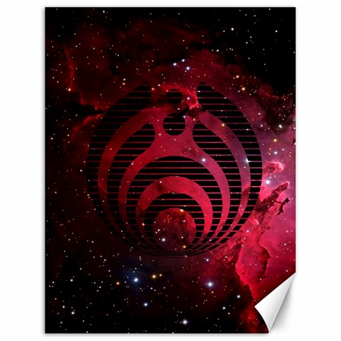 Bassnectar Galaxy Nebula Canvas 18  x 24