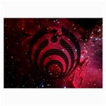 Bassnectar Galaxy Nebula Large Glasses Cloth (2-Side) Back
