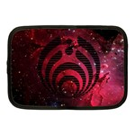 Bassnectar Galaxy Nebula Netbook Case (Medium)  Front