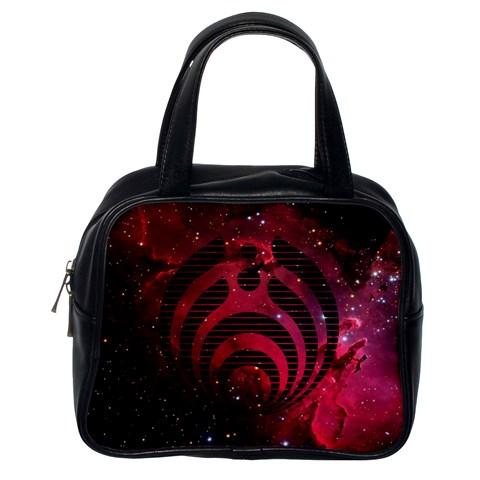 Bassnectar Galaxy Nebula Classic Handbags (One Side)