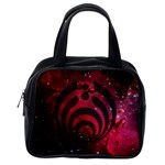 Bassnectar Galaxy Nebula Classic Handbags (One Side) Front