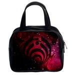 Bassnectar Galaxy Nebula Classic Handbags (2 Sides) Front